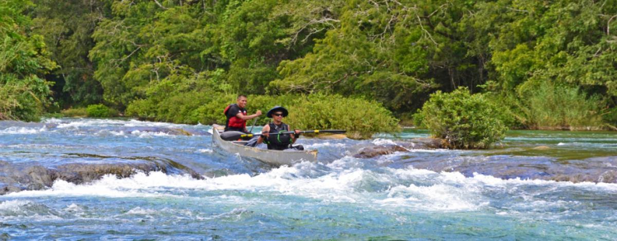 De Belize à Tikal : Nature et Culture