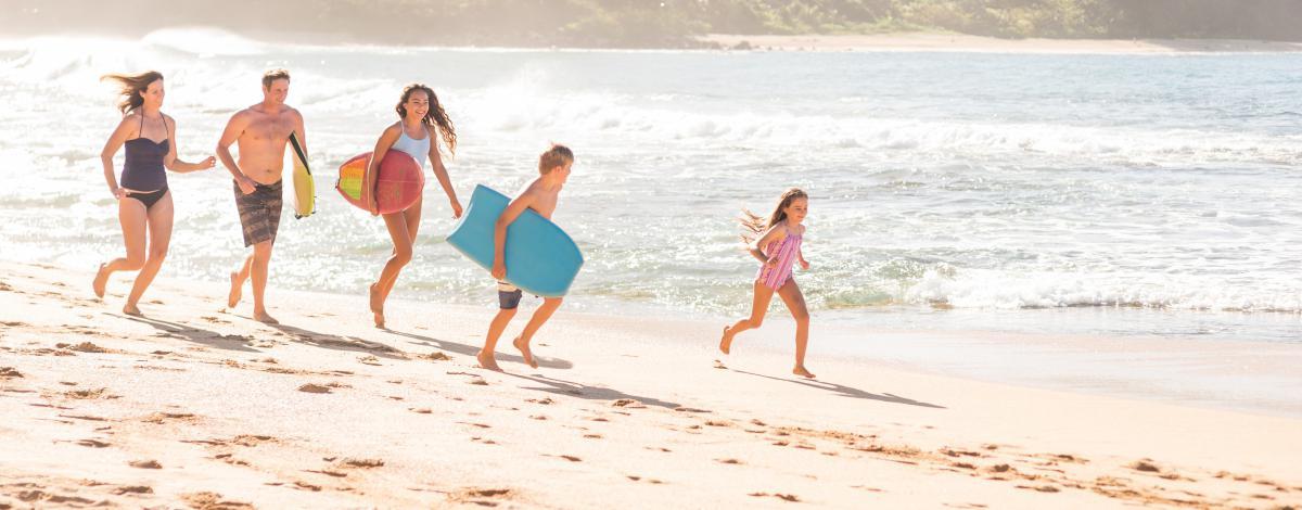 Hawaii en Famille