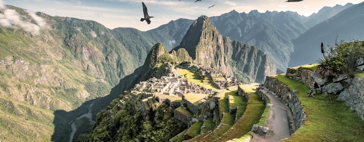 Le Pérou Inca et Pré-Inca : de la cité perdue de Kuelap au Machu Picchu