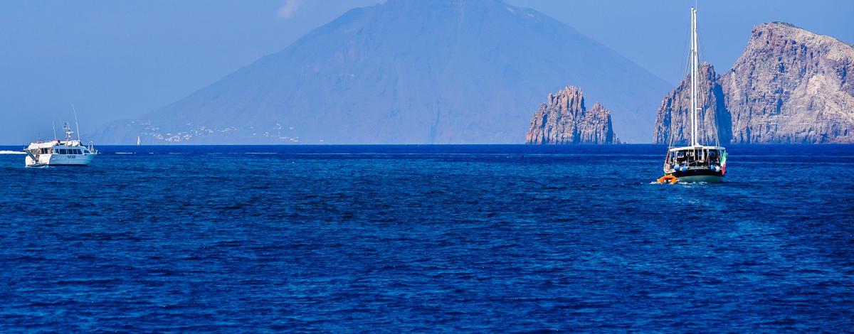 Voyage en Sicile et aux îles éoliennes, entre mer et volcan