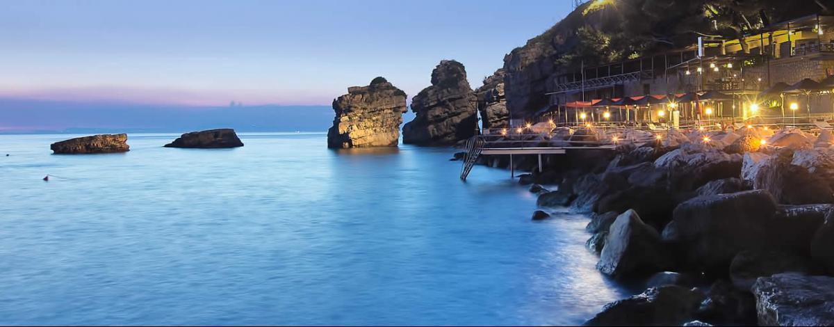 Séjour romantique au Capo La Gala, entre Naples et Sorrente