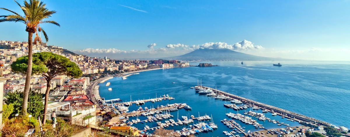 Séjour à Naples, découverte de Capri ou Pompéi