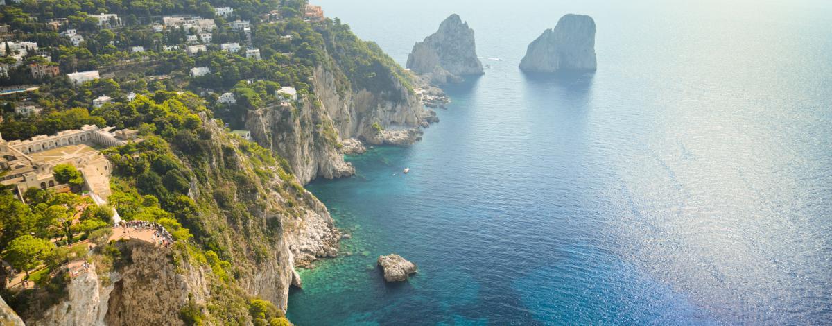 Voyage sur la Côte amalfitaine, évadez-vous en adresses d'exception