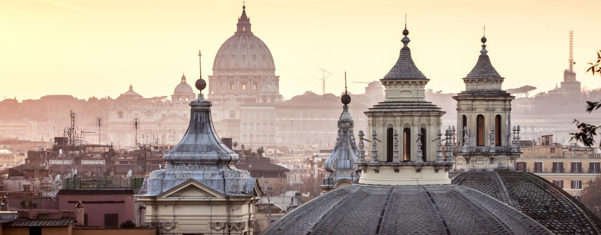 Escapade à Rome, culture et art de vivre