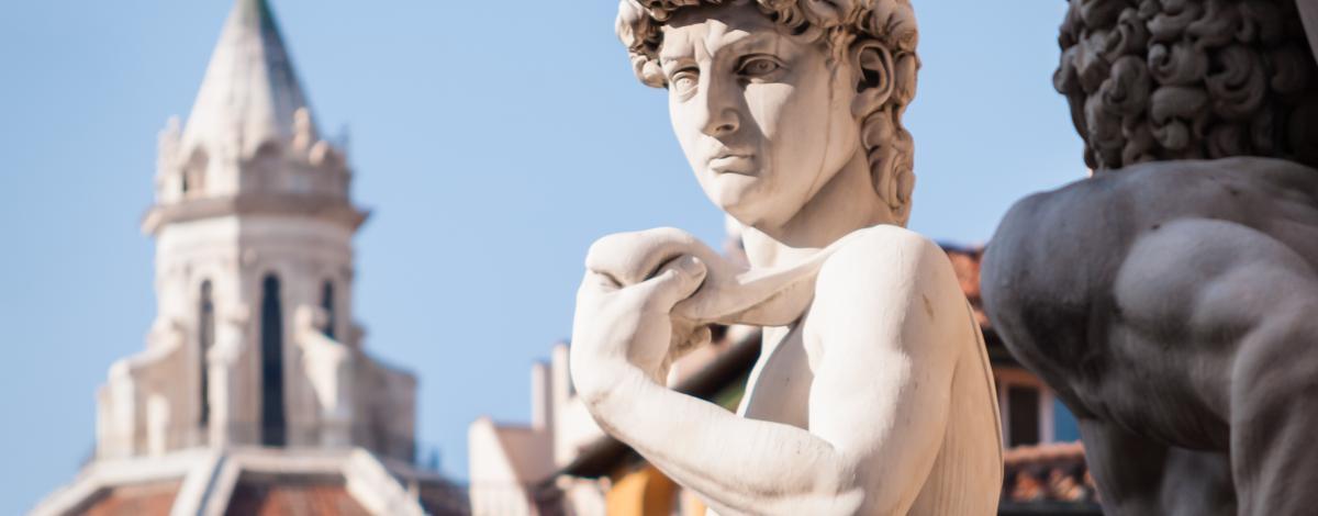 Séjour à Florence, les Medicis et la Renaissance