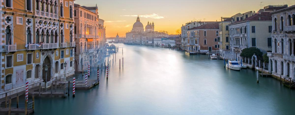 Séjour à Venise, adresse mythique face à la Lagune