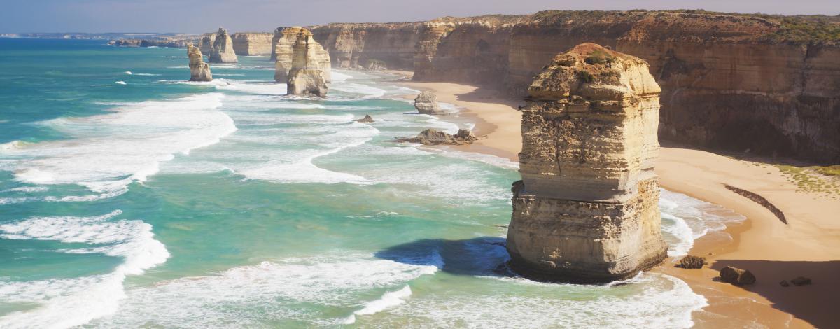 Mosaique Australienne et son pré-tour dans le Sud