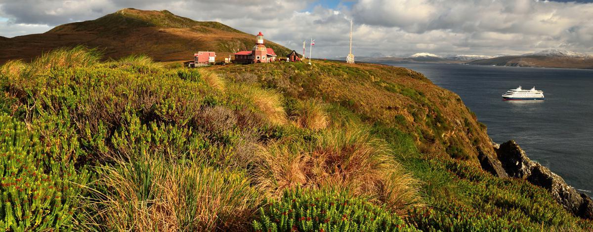 «Sur les traces de Charles Darwin» avec Cruceros Australis et découverte de la patagonie argentine et chilienne via le Cap Horn