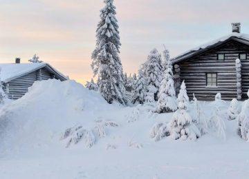 Votre chalet en Laponie
