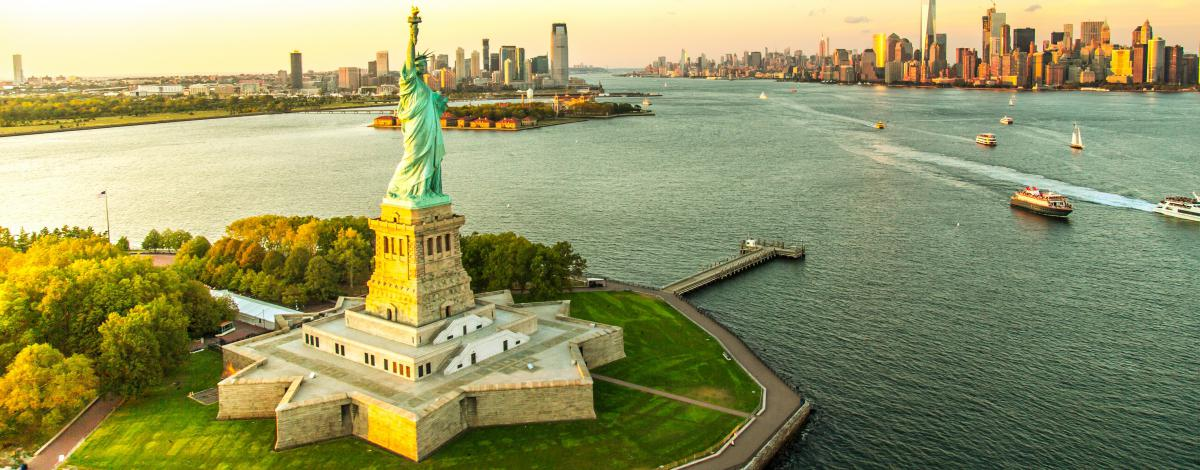 Voyage à New York en petit groupe avec guide francophone – été