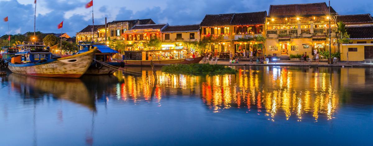 Lune de miel Vietnamienne