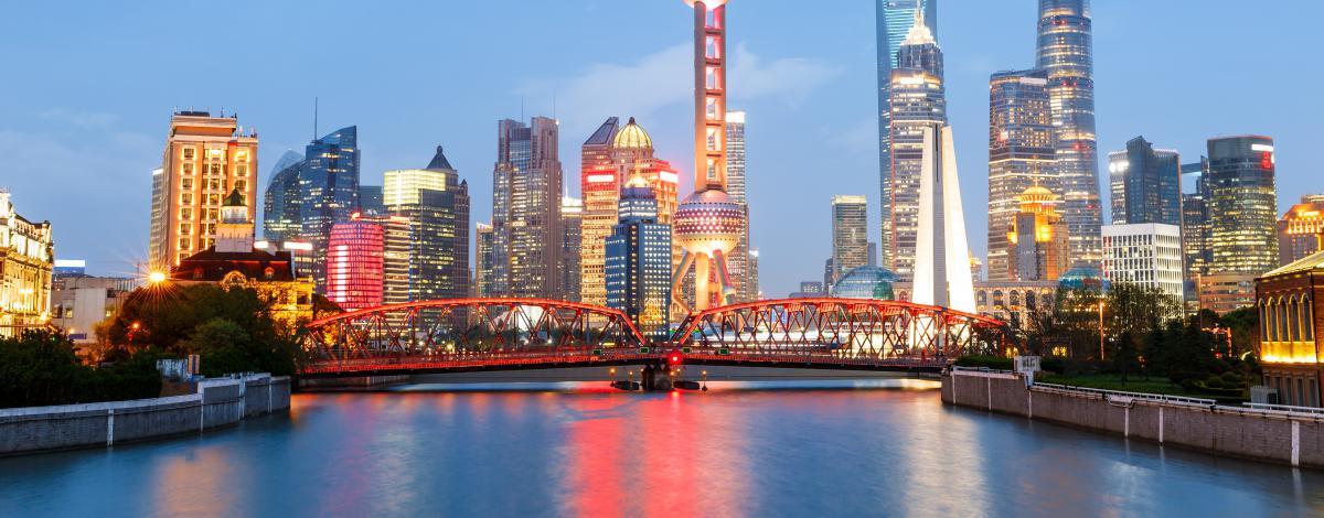 Découverte de Shanghai – Hôtels 4*