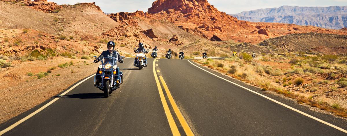 L'ouest américain en moto avec Eaglerider – Les plus beaux parcs nationaux