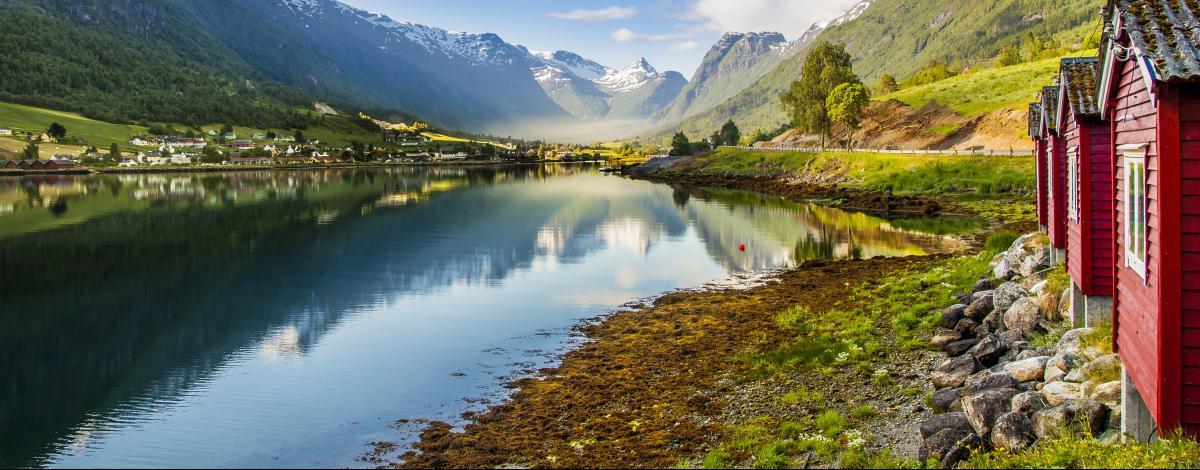 Voyage en Norvège en petit groupe