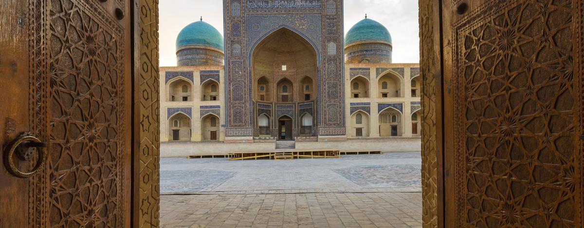 Le meilleur de l'Ouzbékistan en petit groupe : Tachkent, Khiva, Boukhara, Samarcande