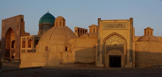 Circuit en Ouzbékistan en petit groupe avec nuit en yourte et chez l'habitant
