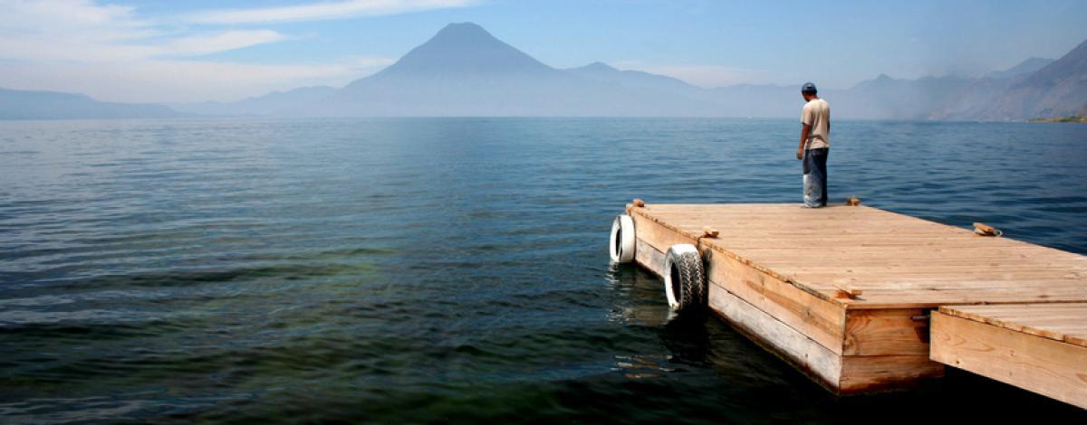 Du Guatemala au Salvador : découverte mayas et farniente sur le pacifique