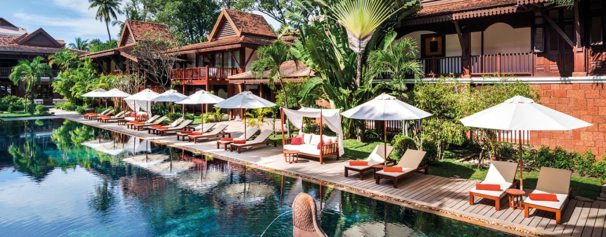 Circuit haut de gamme Laos-Cambodge : Immersion en Indochine