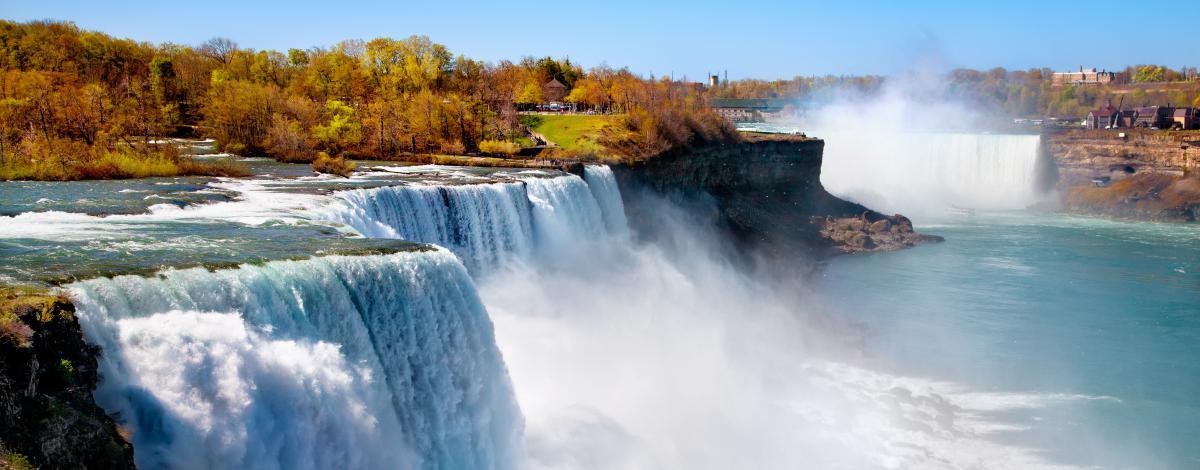 Québec et Niagara en petit groupe