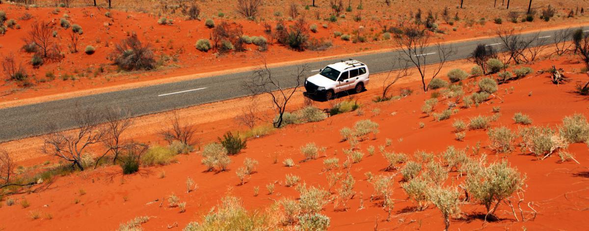 Le meilleur de l'Australie en autotour
