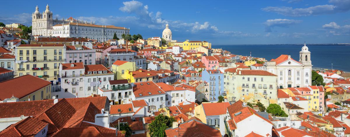 Escapade à Lisbonne et la baie enchantée de Setubal