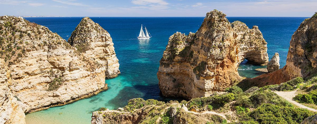 Séjour en famille dans l'Algarve en famille