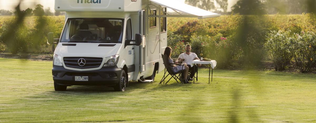 La Tasmanie en camping-car Haut de Gamme