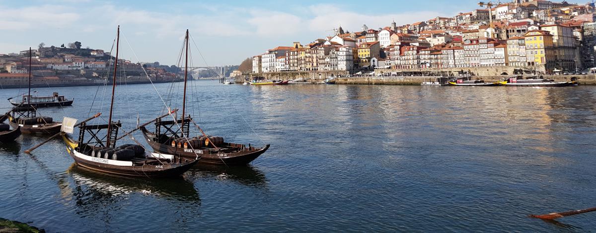 Séjour à Porto et ses alentours