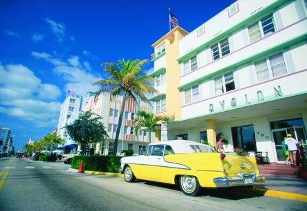 Séjour à Miami avec visites guidées