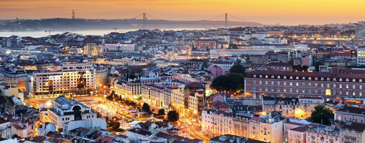 Réveillon Nouvel An à Lisbonne