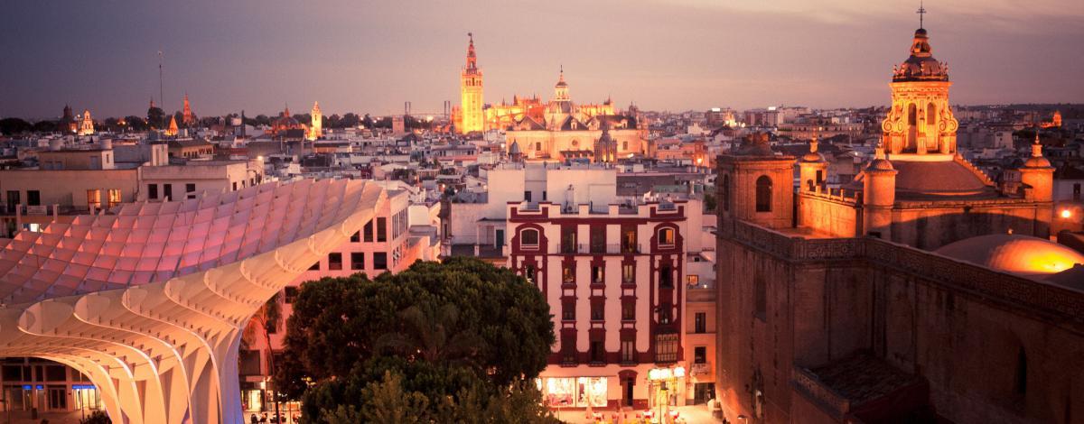 Réveillon Nouvel An à Séville