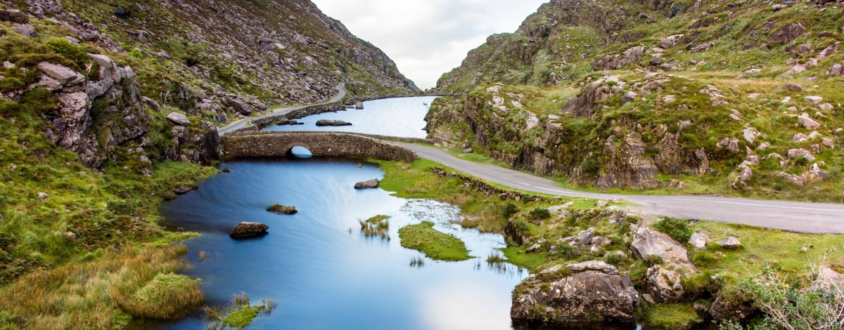 Le grand tour d'Irlande hors des sentiers battus