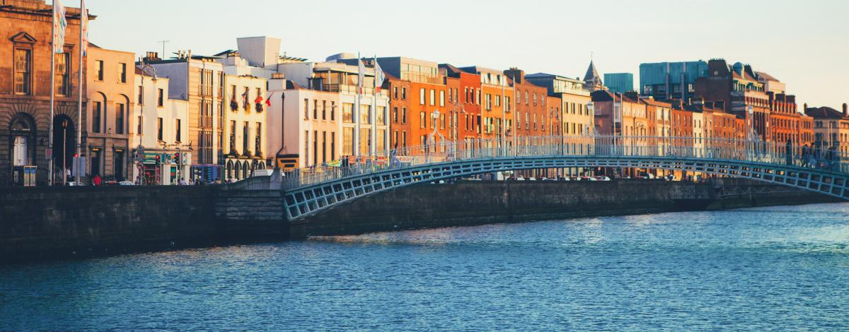 Escapade de charme à Dublin et le Connemara