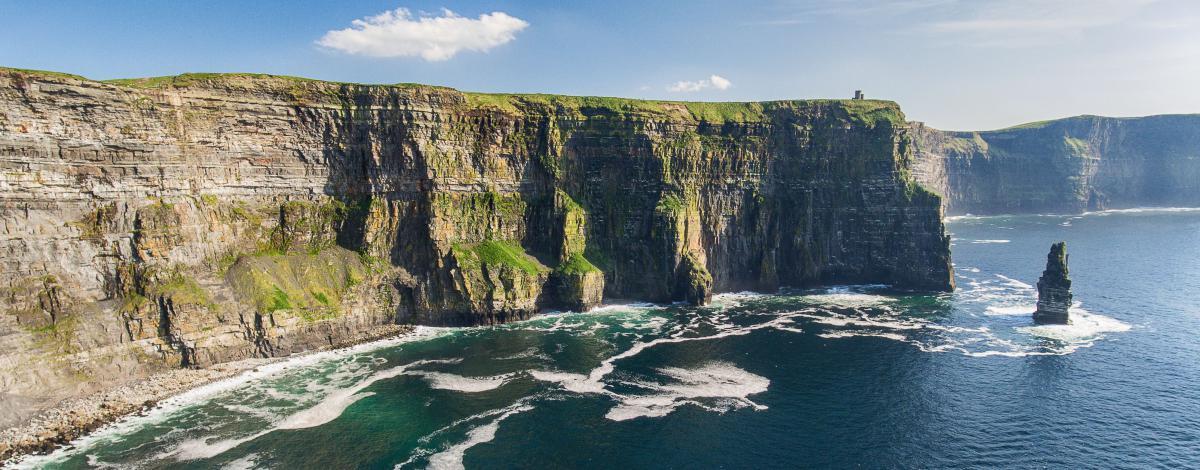 Les incontournables de l'Irlande avec guide francophone