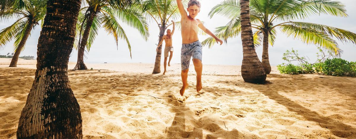 L'été en famille au Sri Lanka