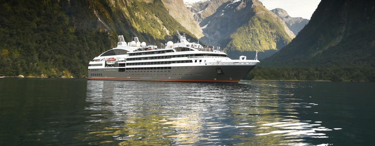 L'essentiel de la Nouvelle-Zélande à bord du Ponant