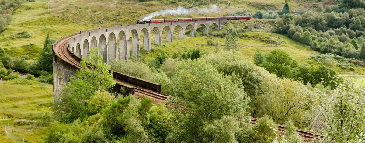 L'Ecosse des sorciers, dans les pas d'Harry Potter