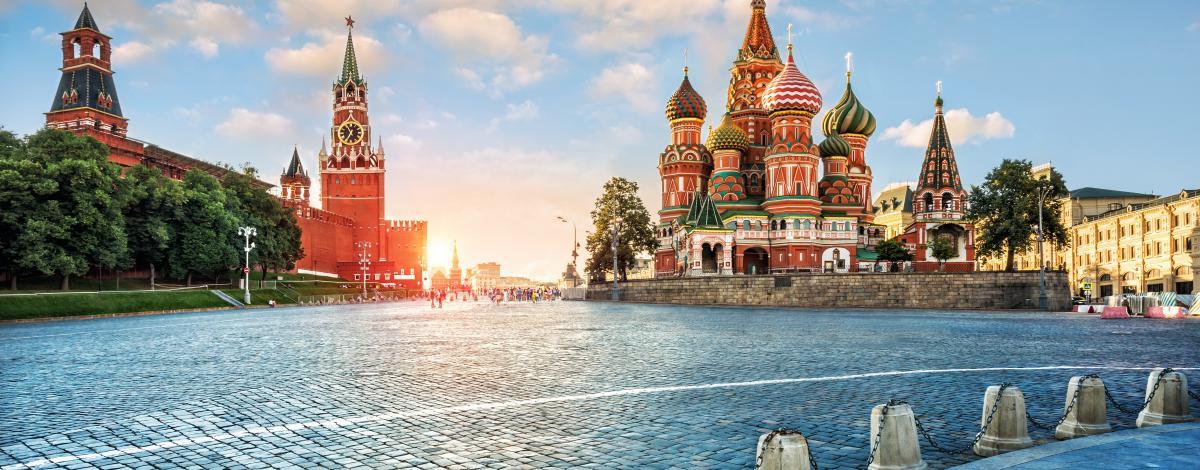 Moscou et Saint Pétersbourg, les capitales rivales