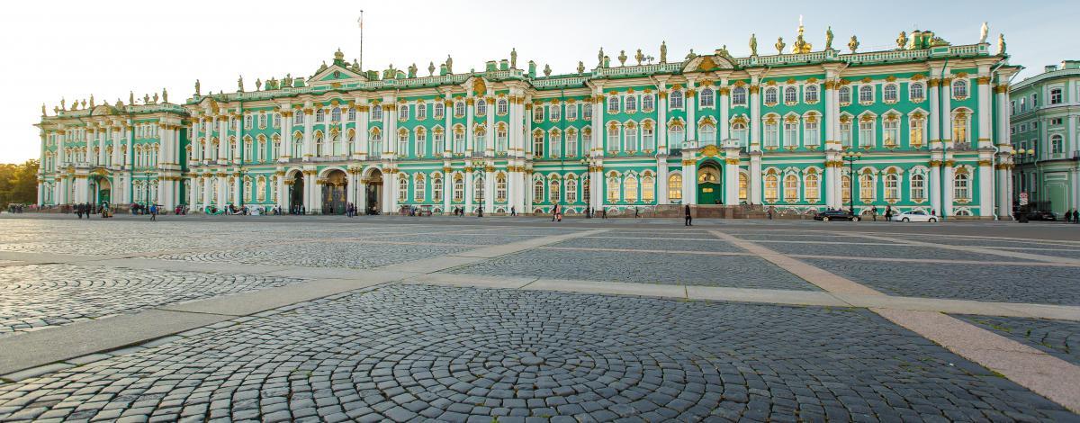 Saint-Pétersbourg en quelques jours !