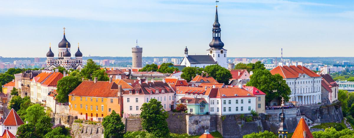 Les étoiles baltiques, découverte de Saint-Pétersbourg et Tallin
