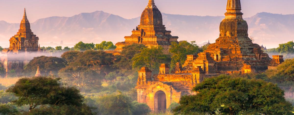 Circuit en Birmanie en petit groupe