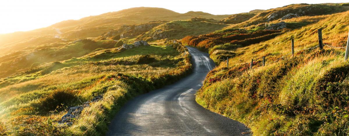 L'Irlande aux couleurs de l'automne