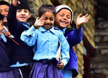 Les routes du Népal en famille