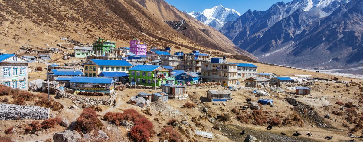 Katmandou et trek dans le Langtang sacré