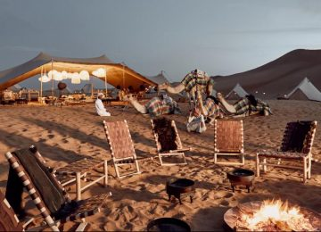 De Mascate à Wahiba Sands, le désert d'Oman