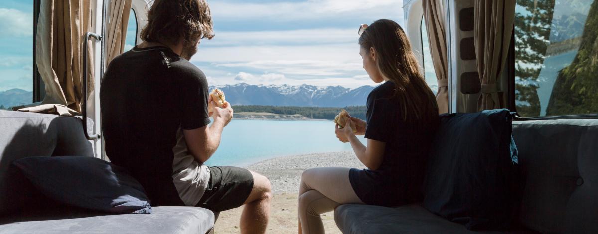 2 semaines en Nouvelle-Zélande en camping-car