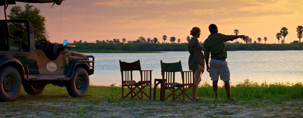 Sud Tanzanie : Réserve de Selous et Zanzibar