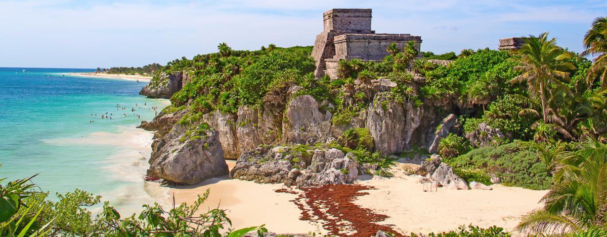 Trésors mayas : découverte du Yucatan en petit groupe