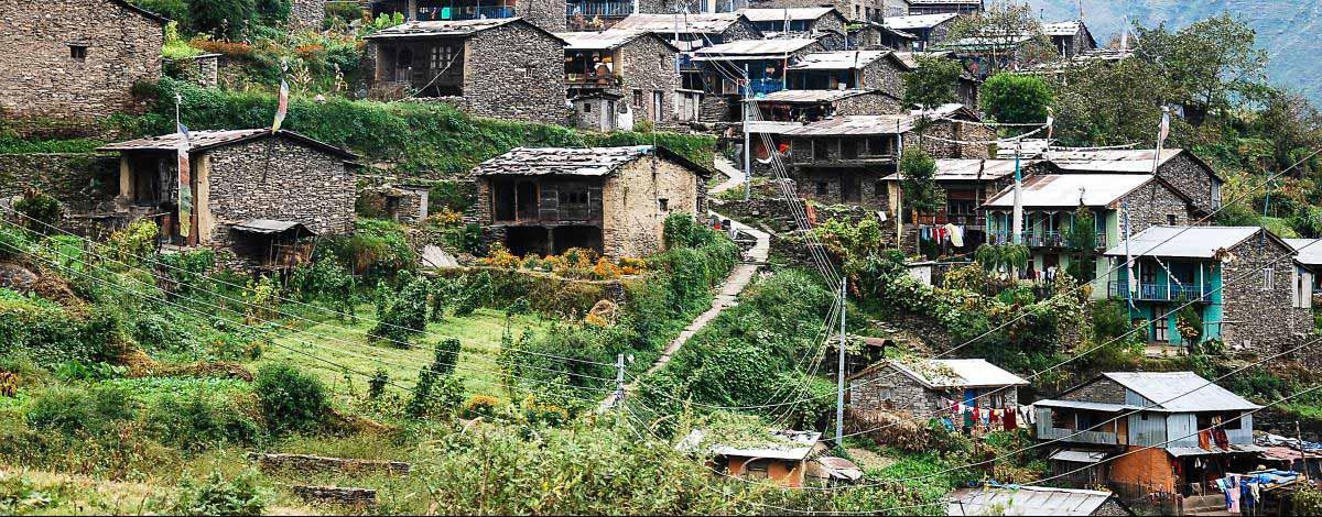 Lumière sur la Vallée de Katmandou et trek en Pays Tamang