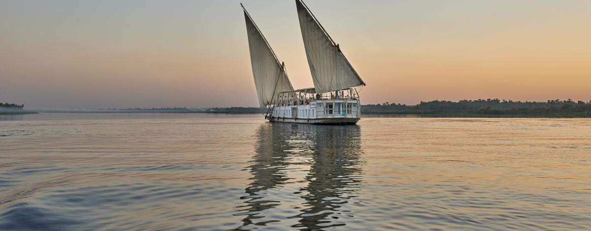 Croisière sur le Nil en Dahabieh